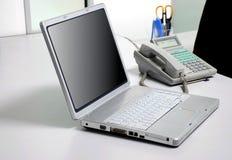laptop komputerowy Zdjęcia Stock