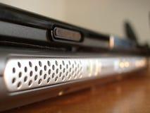laptop komputerowy fotografia stock