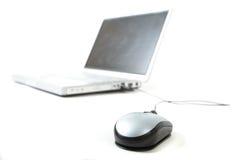 laptop mysz zdjęcie royalty free