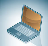 Laptop (Notebook) Stock Images