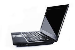 Laptop Notebook isolate Stock Images