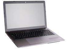 Laptop odizolowywający Zdjęcia Royalty Free