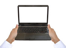 Laptop PC Royalty Free Stock Image
