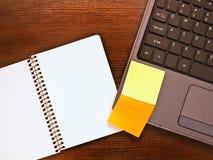 Laptop PC Royalty-vrije Stock Afbeelding