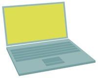Laptop PC Lizenzfreie Stockfotos