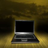 Laptop PC Stock Photo