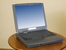 Laptop - portable computer Royalty Free Stock Photos