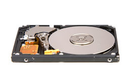 Laptop SATA Hard Drive Royalty Free Stock Photo