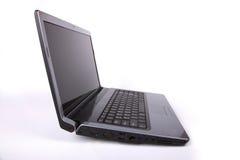 laptop strona Zdjęcie Stock