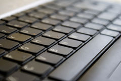 Laptop toetsenbord #2 Stock Foto