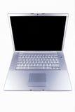 Laptop van de appel stock afbeeldingen