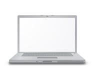 Laptop van de computer Stock Afbeeldingen