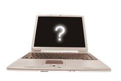 Laptop van de computer Royalty-vrije Stock Foto