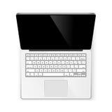 Laptop Vector Foto de archivo libre de regalías