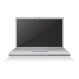 Laptop Vector Royalty Free Stock Images