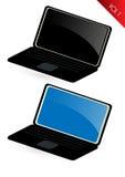 laptop vol1 Zdjęcia Stock