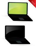 laptop vol2 Zdjęcie Stock