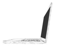 Laptop. Wire frame Royalty Free Stock Image