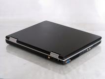 laptop z powrotem Obraz Stock