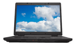 Laptop2 Stock Fotografie