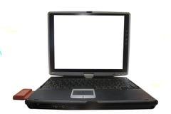 laptopa komputera osobistego komputera technologii Zdjęcia Royalty Free