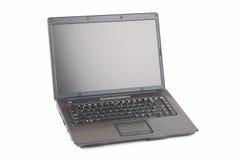 laptopa przednia widok Zdjęcie Stock
