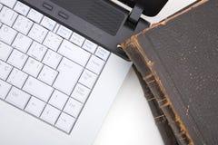 laptopa zastrzega prawo Fotografia Royalty Free