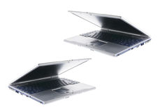 Laptops Royalty Free Stock Photos