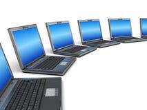 Free Laptops Royalty Free Stock Photos - 11001078