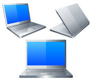 Laptops. Royalty Free Stock Image