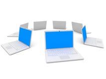 laptops Imagens de Stock