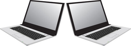 Laptops Stock Photos