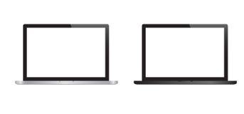 laptops Arkivbilder