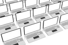 Laptops... Royalty Free Stock Image