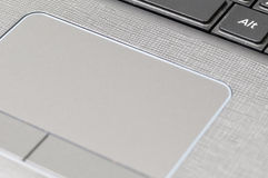 laptopu touchpad Obrazy Stock