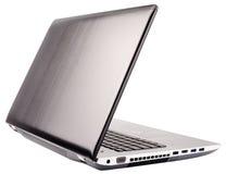 Laptopu widok tylni Fotografia Royalty Free