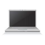 Laptopvektor Lizenzfreie Stockbilder