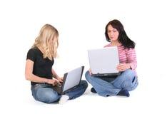 laptopy Zdjęcia Royalty Free