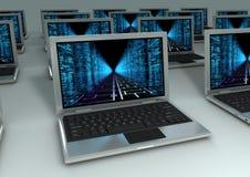 laptopy Zdjęcia Stock