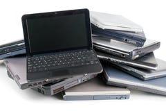 laptopy starzy Zdjęcie Stock