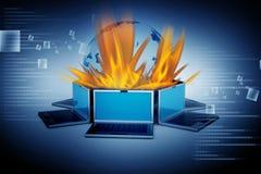 Laptopy wokoło światu