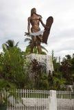 Lapu-Lapu relikskrin Cebu royaltyfri foto
