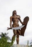 Lapu-Lapu relikskrin Cebu royaltyfria bilder