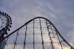 Laqua Tokyo Dome a Tokyo, Giappone Fotografie Stock