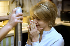 Laque Photographie stock