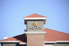 LaQuinta Hotel and Inn. La Quinta Inns and Suites provides quality hotel accommodations for business and leisure travelers stock photo
