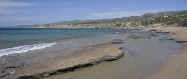 Lara Bay Turtle Beach Royalty Free Stock Image