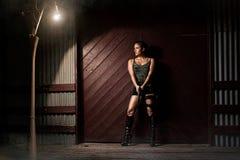 Lara Croft Royalty-vrije Stock Afbeeldingen