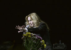 Lara Fabian Stock Photo