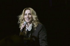 Lara Fabian Royalty Free Stock Photography